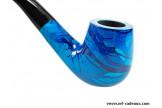 Pipe Ewa Samba bleue 606