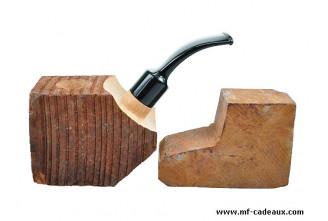 Pipe à sculpter ébauchon 2
