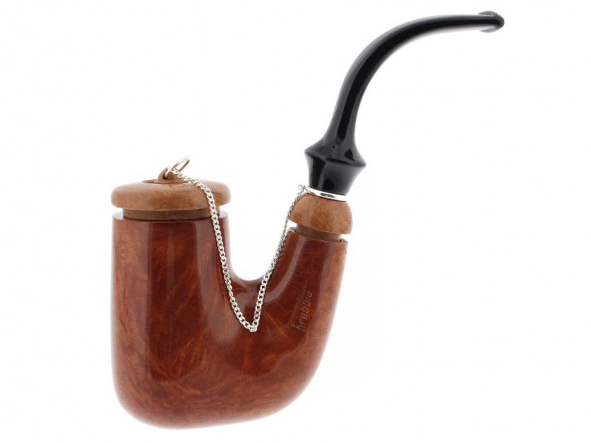 Pipe Brebbia Oom Paul Ambra