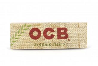 Papier à rouler chanvre bio non blanchi OCB