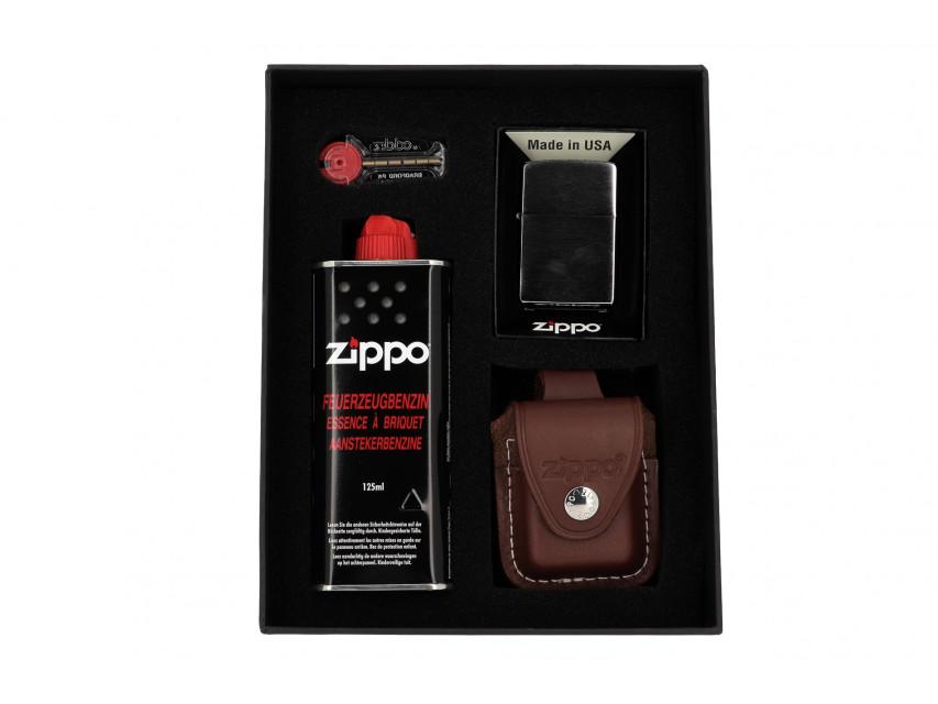 Coffret Briquet Zippo 2