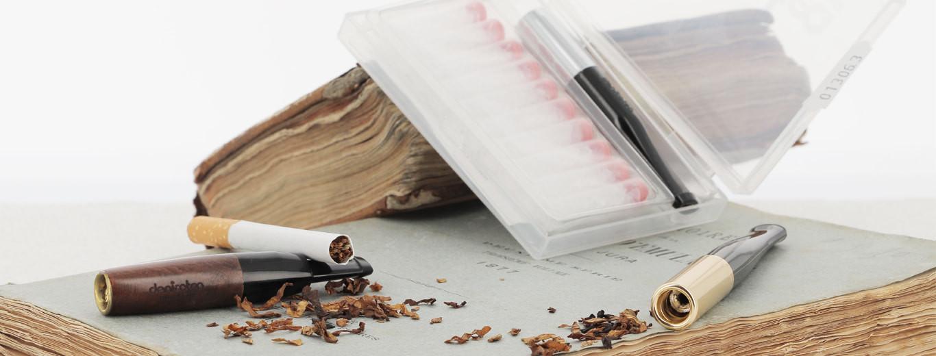 Fume cigarette Dénicotéa
